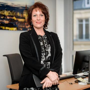 Servyr nomme Céline Vavon Directrice Générale